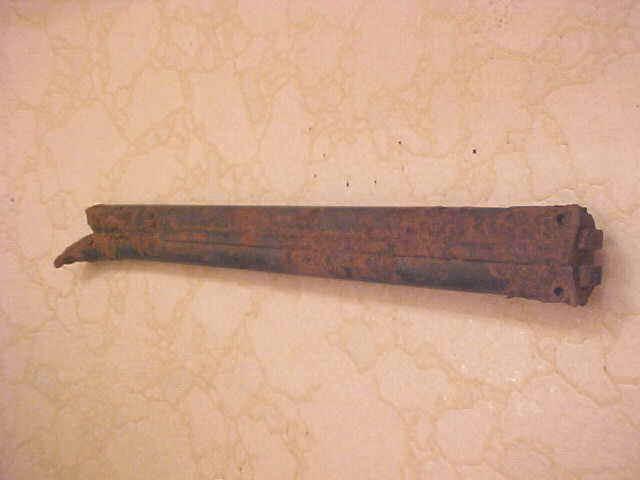 Civil War Relics - Gun Parts & Gun Tools